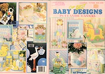 LA Our Best Baby Designs in Plastic Canvas