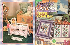 Plastic Canvas World, March 1999