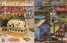 Plastic Canvas! Magazine Number 31, Mar - Apr 1994