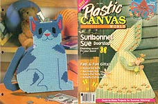 Plastic Canvas World, July 1999