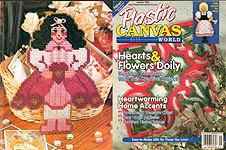 Plastic Canvas World, January 2000