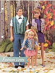 Annie's Fashion Doll Plastic Canvas Club: Fashion Vests