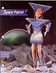 Annie's Fashion Doll Plastic Canvas Club: Space Patrol