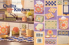 TNC Plastic Canvas Quilts for the Kitchen