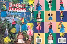 TNC Plastic Canvas Birds of a Feather Duster