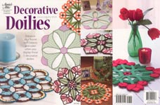 Annie's Attic Plastic Canvas Decorative Doilies