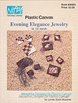 Plastic Canvas Evening Elegance Jewelry in 14 Mesh