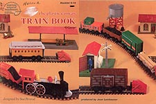 ASN The Plastic Canvas Train Book