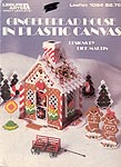 LA Gingerbread House in Plastic Canvas
