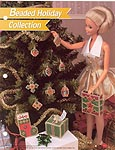 Annie's Fashion Doll Plastic Canvas Club: Beaded Holiday Collection
