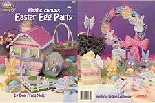 ASN Plastic Canvas Easter Egg Party