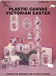 Needlecraft Ala Mode Plastic Canvas Victorian Easter