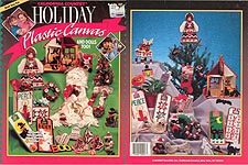 California Country Holiday Plastic Canvas and Dolls Too