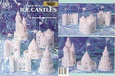 ASN Plastic Canvas Ice Castles