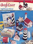 Annie's Attic Quick Count Lighthouse Decor