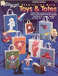 The Needlecraft Shop Plastic Canvas Glow- In- The- Dark Toys & Totes