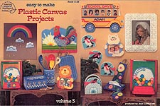 ASN Easy to Make Plastic Canvas Projects, Vol. 3