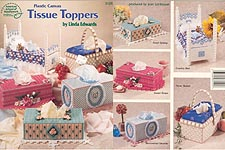 ASN Plastic Canvas Tissue Toppers