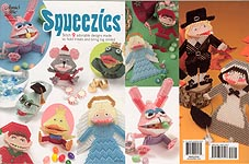Annie's Attic Plastic Canvas Squeezies