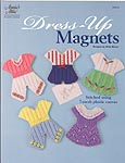 Annie's Attic Plastic Canvas Dress-up Magnets