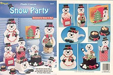 TNS Plastic Canvas Snow Party