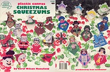 ASN Plastic Canvas Christmas Squeezums