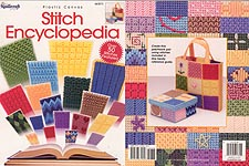 TNS Plastic Canvas Stitch Encyclopedia