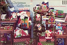 ASN Plastic Canvas Christmas Collection