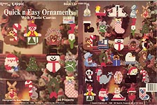 Kappie Quick n Easy Ornaments With Plastic Canvas