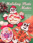 Annie's Attic Plastic Canvas Holiday Plate Mates