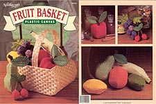 TNS Fruit Basket in Plastic Canvas