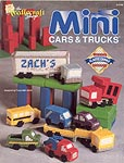 TNS Plastic Canvas Mini Cars & Trucks