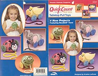 TNS Quick Count Tabletop Pull Toys