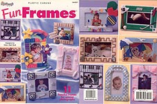 TNS Plastic Canvas Fun Frames