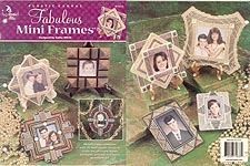 Annie's Attic Plastic Canvas Fabulous Mini Frames