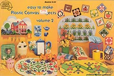 ASN Easy To Make Plastic Canvas Projects Volume 2