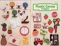Annie's Attic Plastic Canvas Fridgies