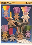 Annie's International Plastic Canvas Club: Troll Dolls
