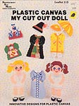 Needlecraft Ala Mode Plastic Canvas My Cut-Out Doll