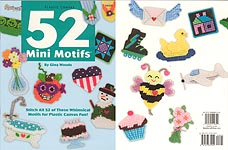 TNS Plastic Canvas 52 Mini Motifs