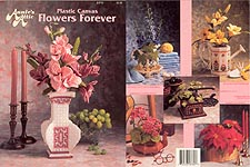 Annie's Attic Plastic Canvas Flowers Forever