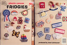 ASN Plastic Canvas Fridgies