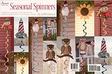 Annie's Plastic Canvas Seasonal Spinners