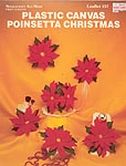 Needlecraft Ala Mode Plastic Canvas Poinsettia Christmas