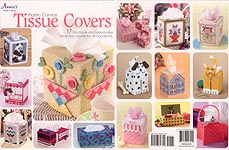 Annie's Plastic Canvas Tissue Covers