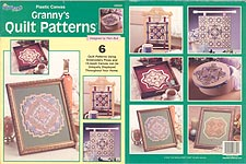 TNS Plastic Canvas Granny's Quilt Patterns