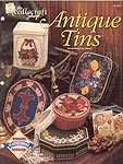 TNS Plastic Canvas Antique Tins