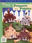 TNS Plastic Canvas Potpourri Puppies
