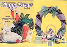HWB Plastic Canvas Happy Easter, Book 2