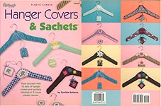 TNS Plastic Canvas Hanger Covers & Sachets